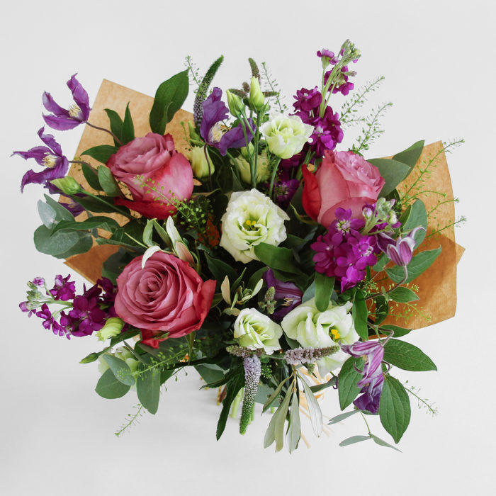 Floom Edwards Flowers Purple 2