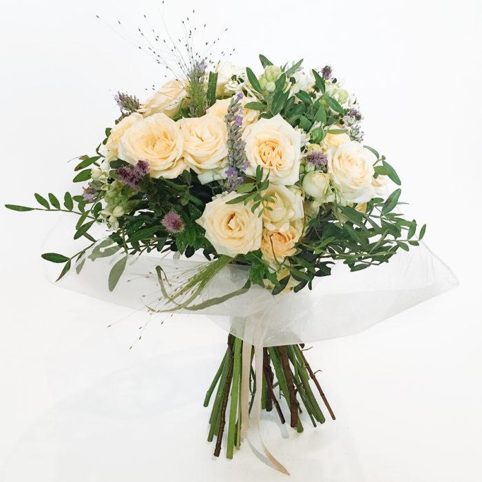 Floom Vintage Rose White Rose 1