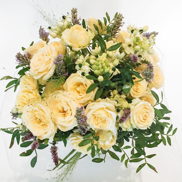 Floom Vintage Rose White Rose 2