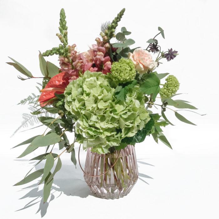 Floom Love Flowers Vase Hydrangea 1
