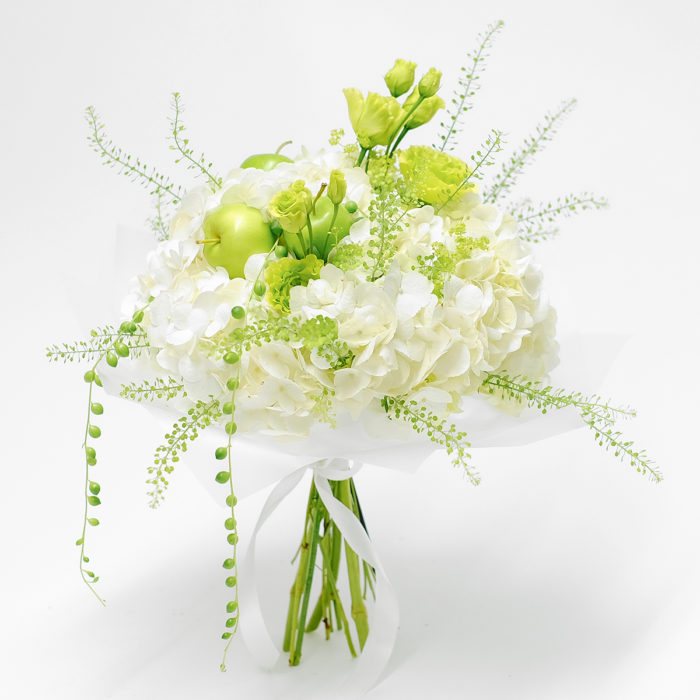 Floom Orchidiya Hydrangea Green Apple 1B