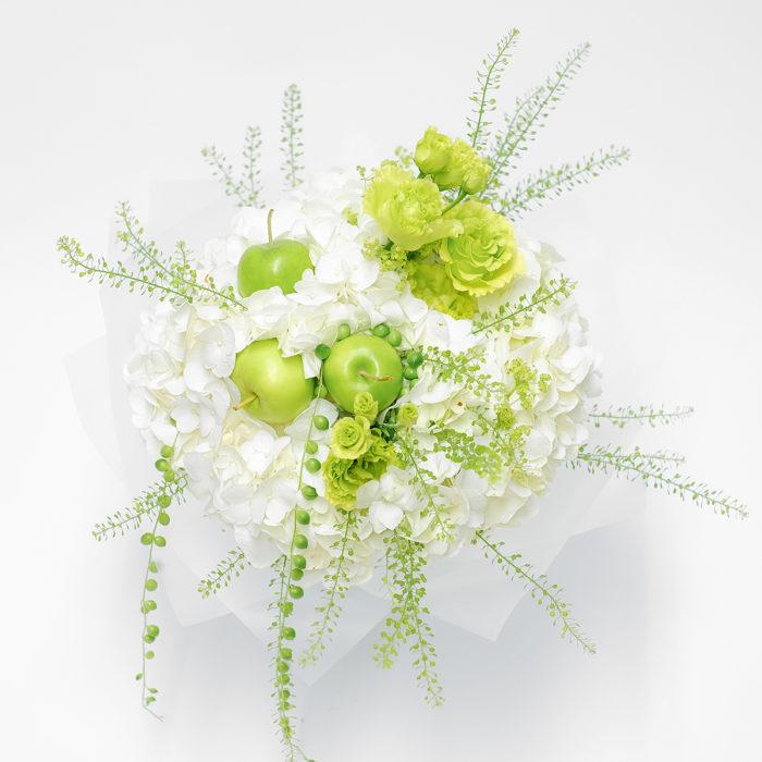 Floom Orchidiya Hydrangea Green Apple 2