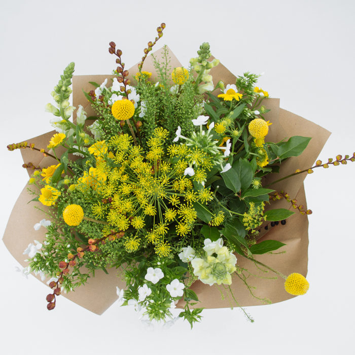 Floom Fresh Flower Company Sorbet Yellow 2