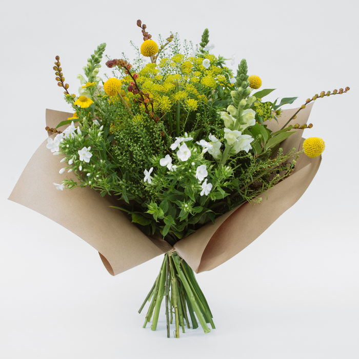 Floom Fresh Flower Company Sorbet Yellow 1
