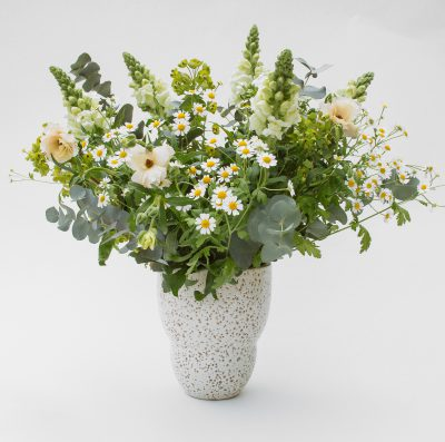Floom Fresh Flower Co Speckled Vase 1