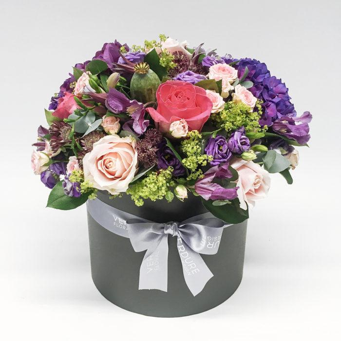 Floom Vendure Flowers Rose Box 1