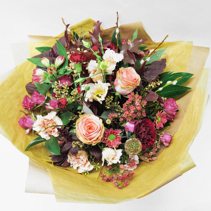 Floom Wild About Flowers Rose Lisianthus Suzy Q 2