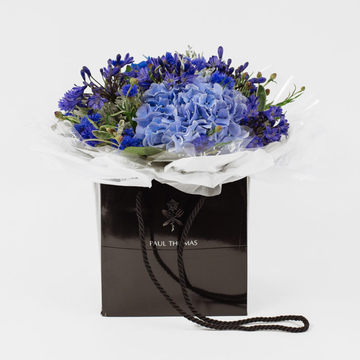 Floom Paul Thomas Flowers Blue Hydrangea 1