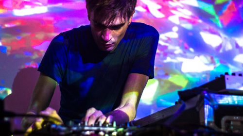 Jon Hopkins (DJ set) (UK)