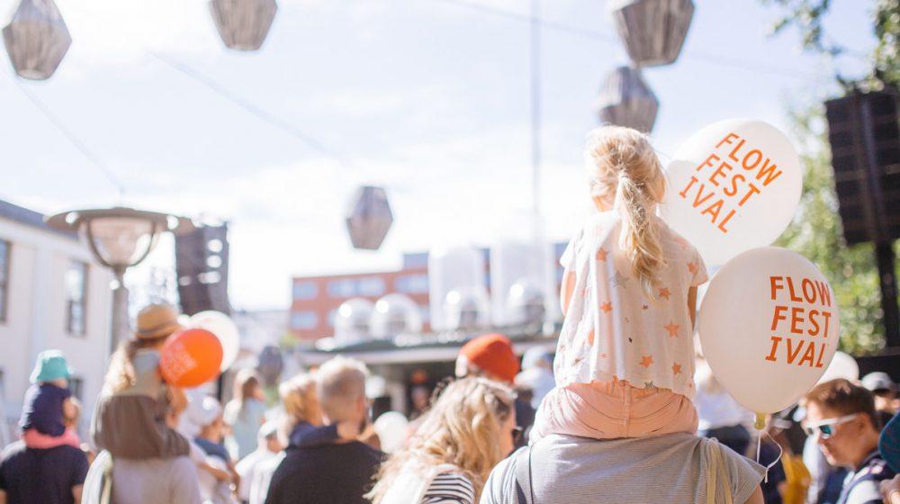 Flow Festival Aikataulu