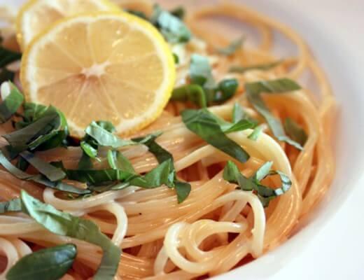 rezept-spaghetti-zitronen-sahne-sosse