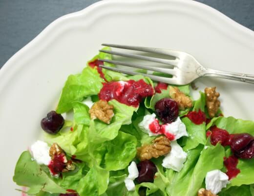 salat-sauerkirsch-dressing-rezept