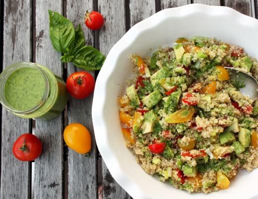 quinoa-salat-rezept-basilikum-dressing