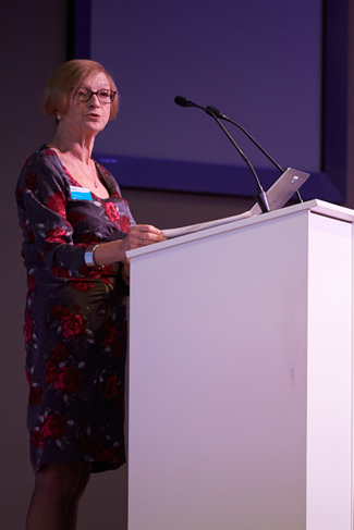 CABA Chief Executive Kath Haines