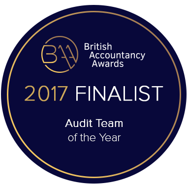 British Accountancy Awards - Audit Team of the Year
