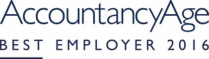 Accountancy Age Best Employer 2016
