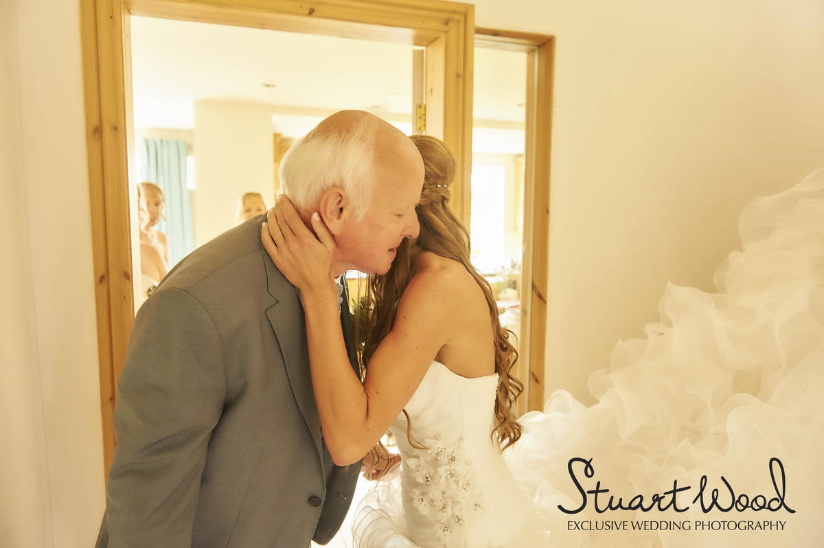 Stuart Wood Weddings / The West Mill Wedding Venue / Rachel & Craig