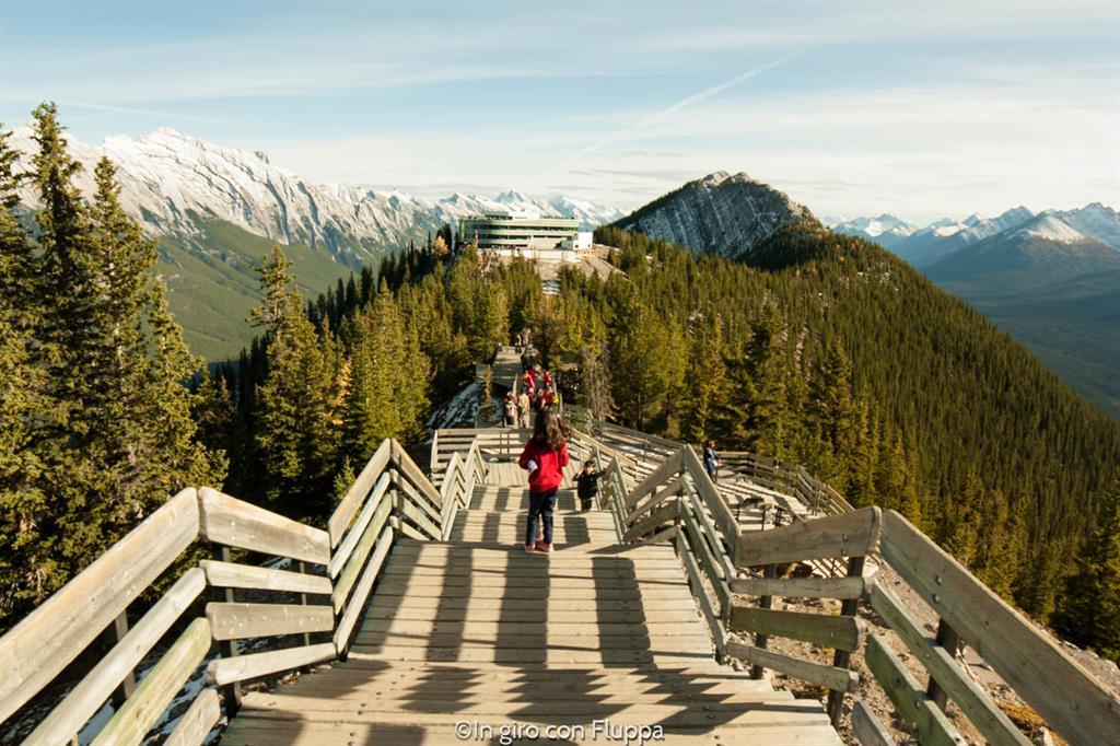 Banff National park - Gondola