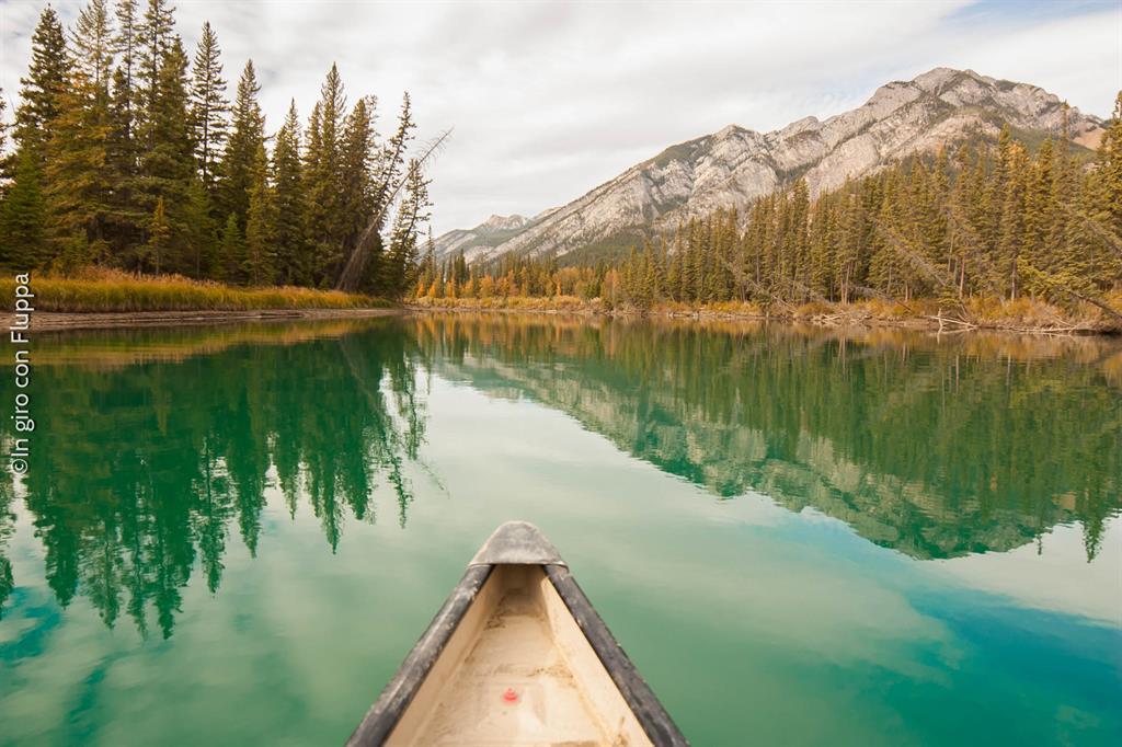 Banff National park - Bow river