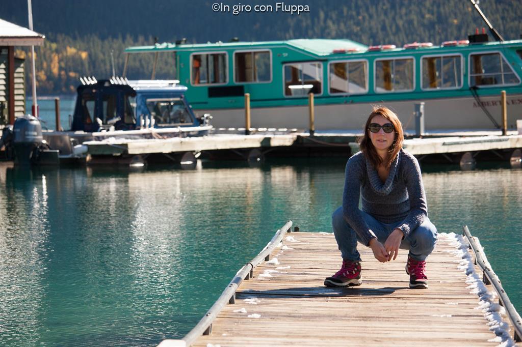 Banff National park - Minnewanka lake