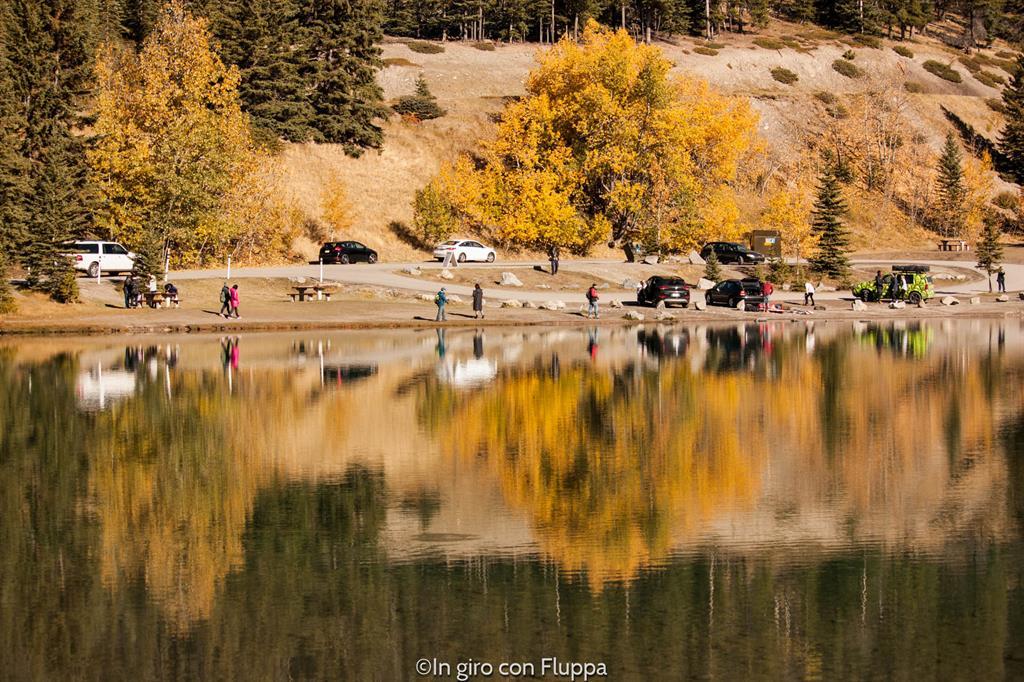 Banff National park - Two jack lake