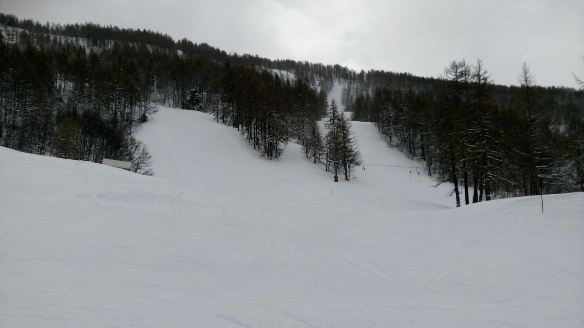 Bardonecchia, punta Colomion