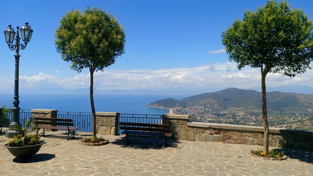 Castellabate - Belvedere di San Costabile