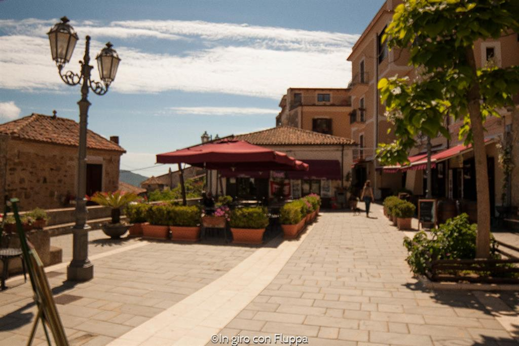 Castellabate - piazzetta