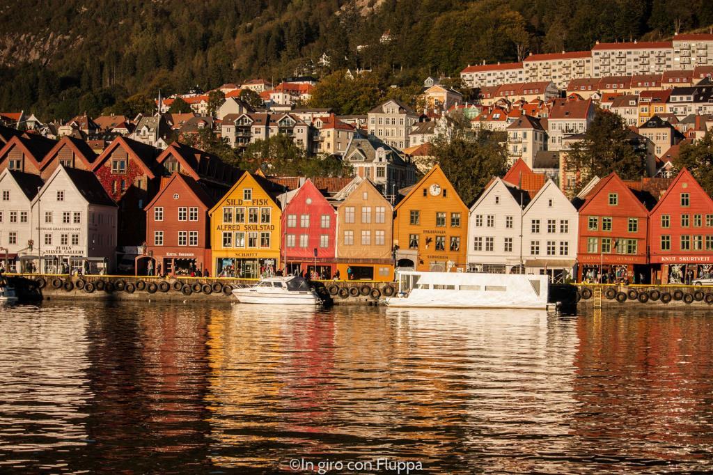 Itinerario di 10 giorni in Norvegia da sud a nord: Bergen