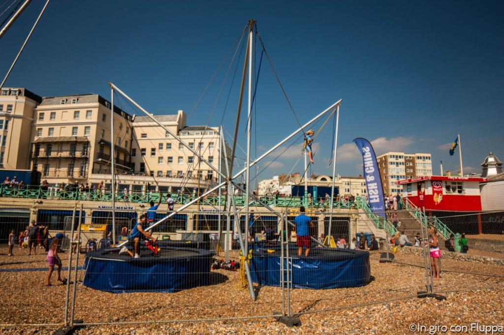 Brighton - giochi per bambini