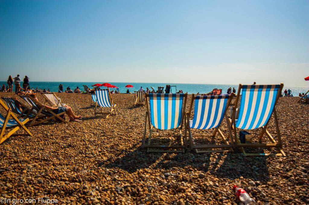 Brighton - sedie a sdraio
