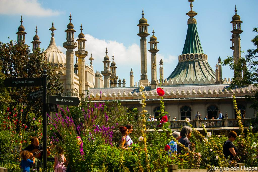Brighton - The Royal Pavilion