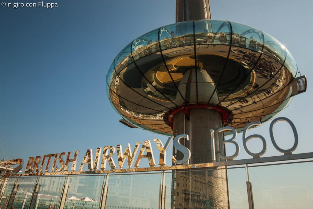 Brighton - British Airways i360