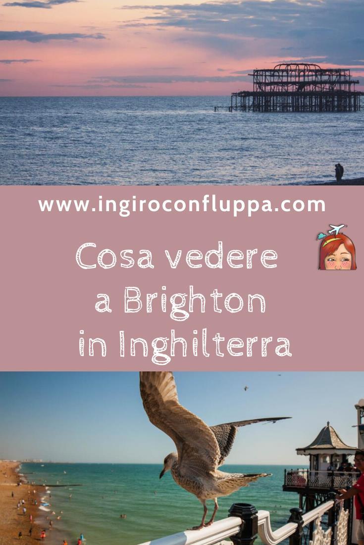 Cosa vedere a Brighton, in Inghilterra