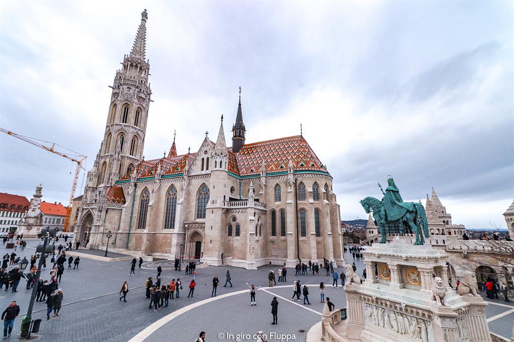 Cosa visitare a Budapest in 4 giorni: Mátyás Church
