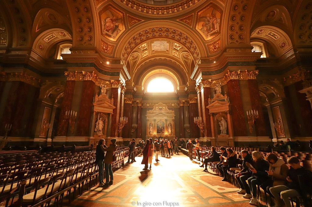 Cosa visitare a Budapest in 4 giorni: la Basilica di Santo Stefano