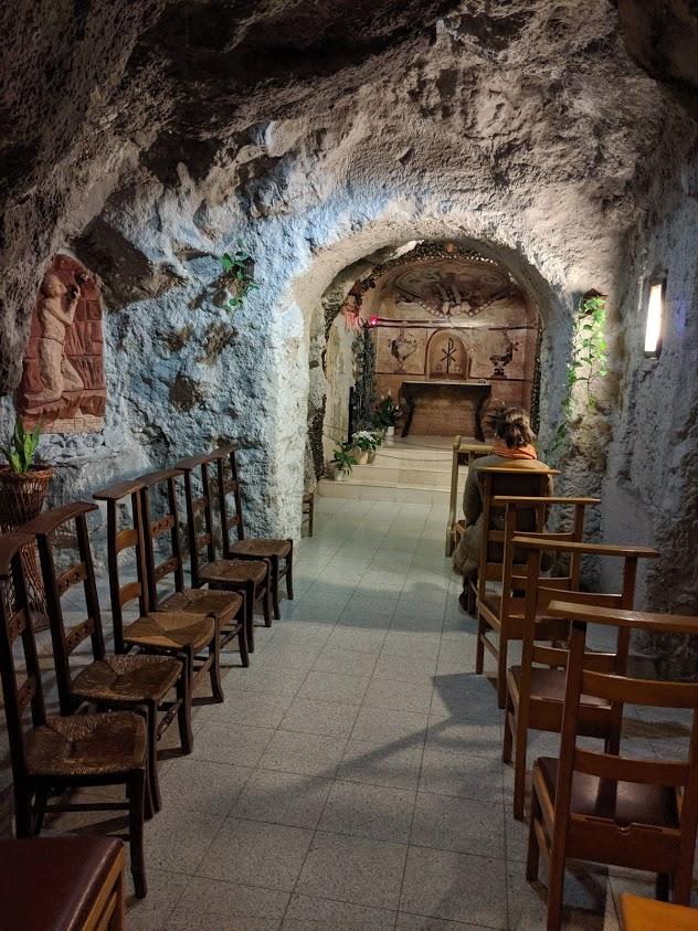 Cosa visitare a Budapest in 4 giorni: la Chiesa nella roccia