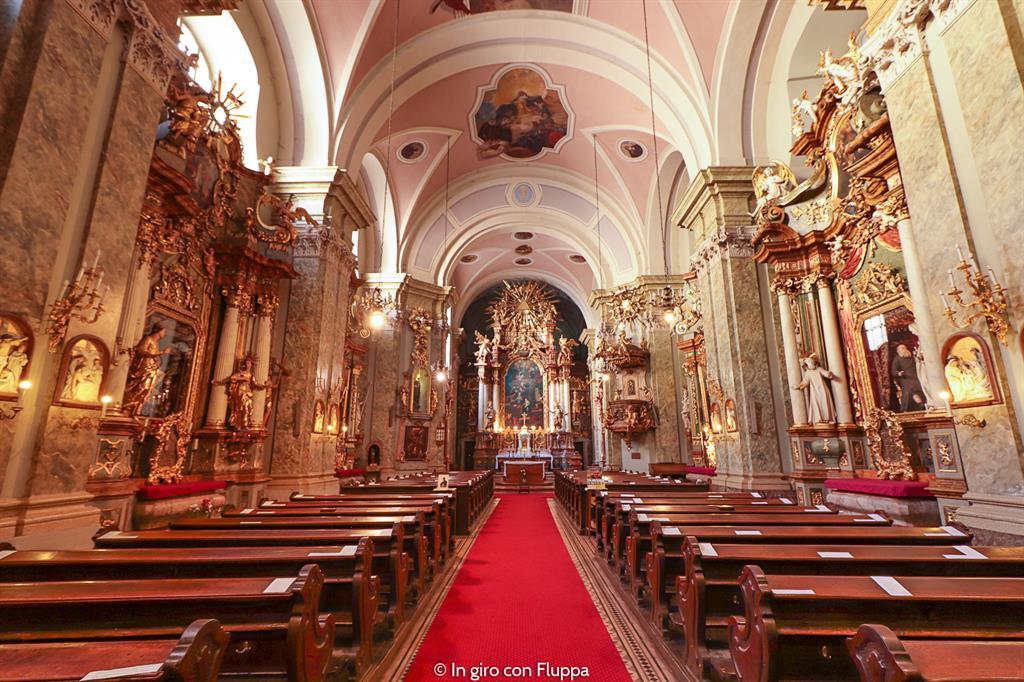 Cosa visitare a Budapest in 4 giorni: la Chiesa di Sant'Anna