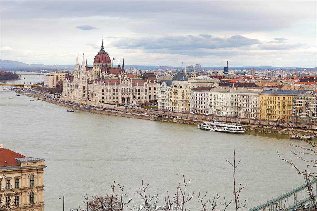 Cosa visitare a Budapest in 4 giorni: il Parlamento