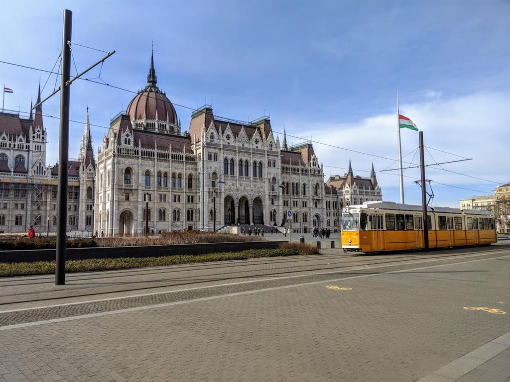 Come muoversi a Budapest: i tram