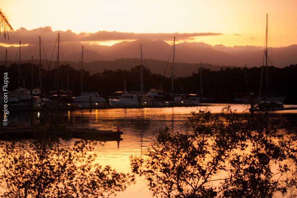 Port Douglas, tramonto