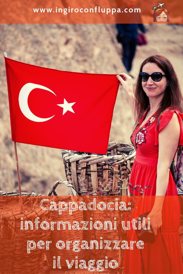 Cappadocia: informazioni utili per organizzare il viaggio