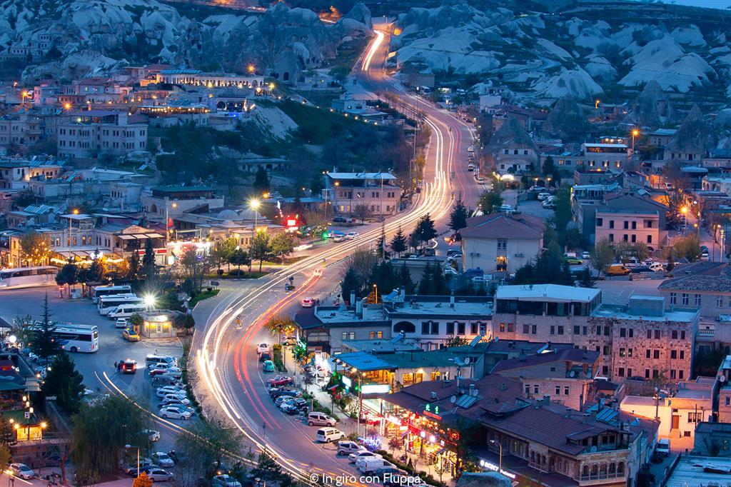 Info utili per organizzare il viaggio in Cappadocia: come arrivare