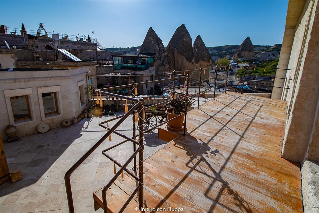 Dove dormire in Cappadocia: Mosaic Cave Hotel