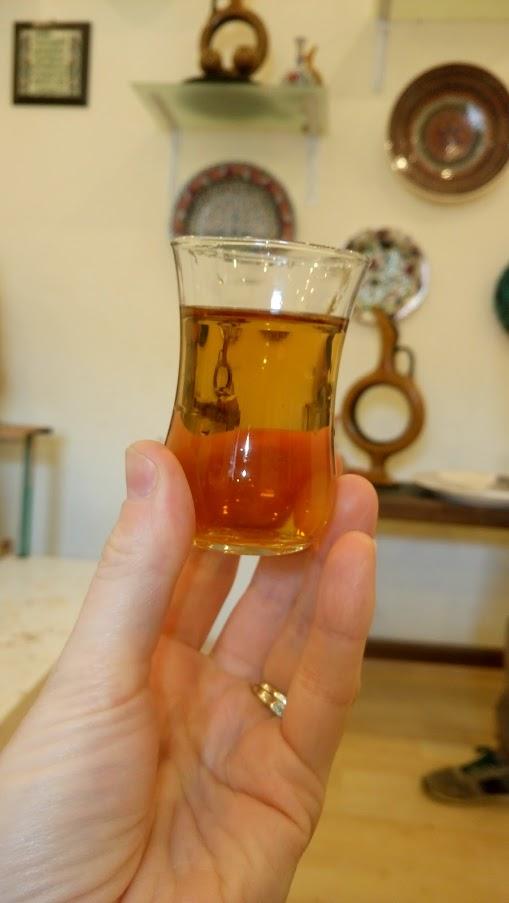 Cosa mangiare in Cappadocia: çay