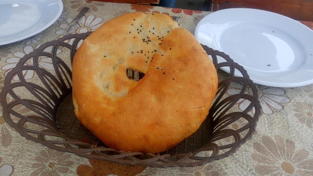Cosa mangiare in Cappadocia: focaccia pane e focacce