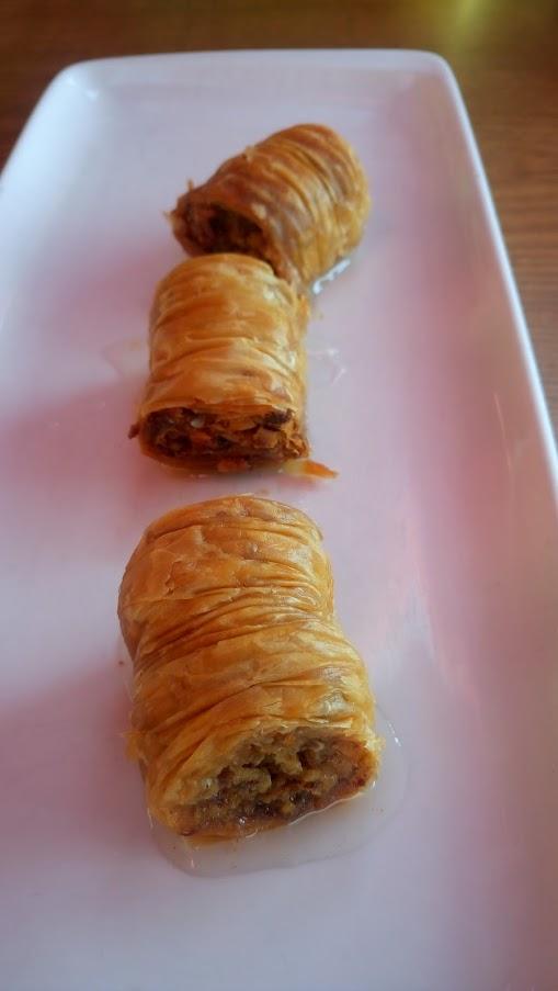 Cosa mangiare in Cappadocia: baklava