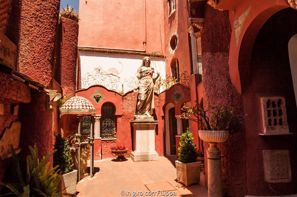 Anacapri - Museo Casa Rossa