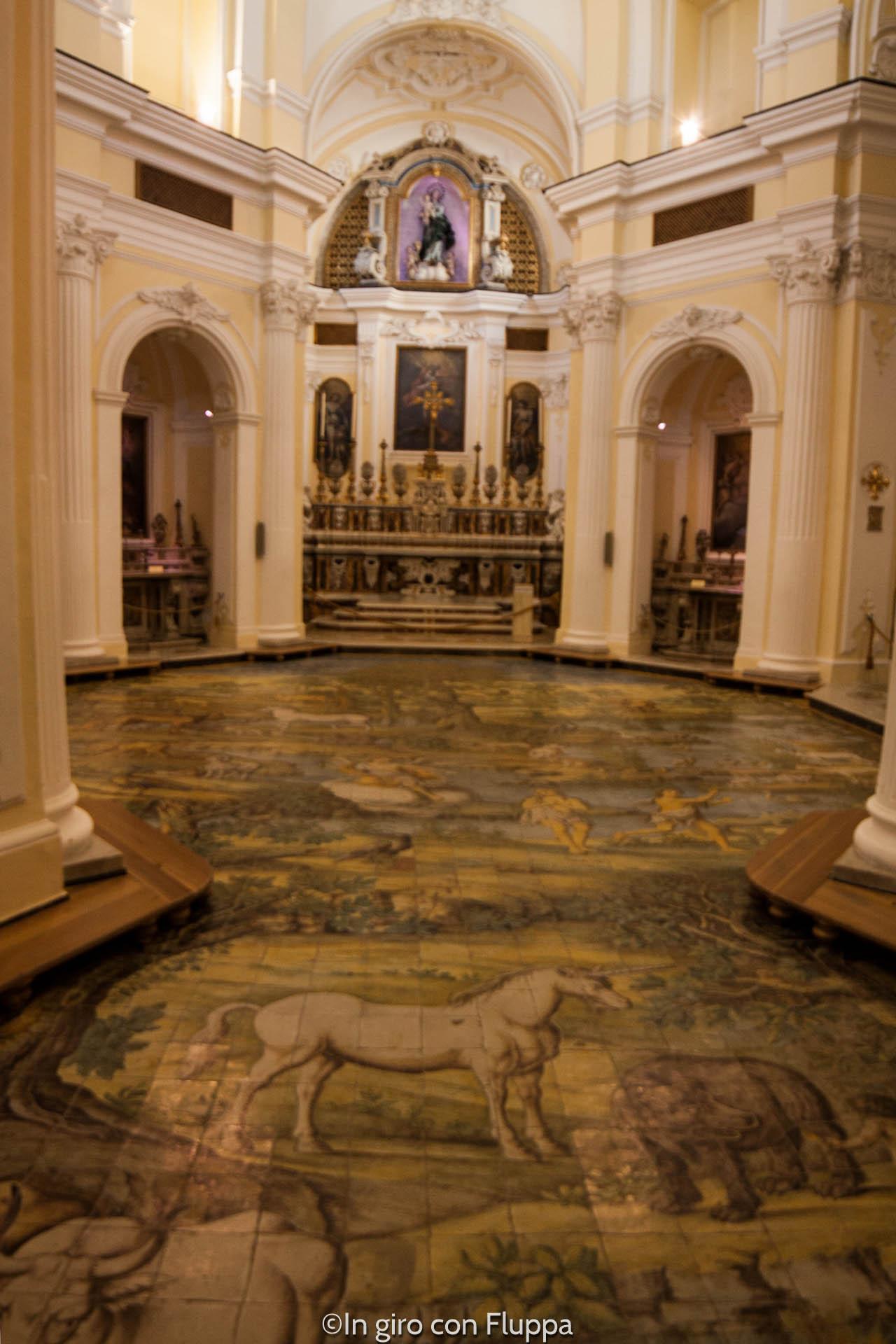 Anacapri - San Michele