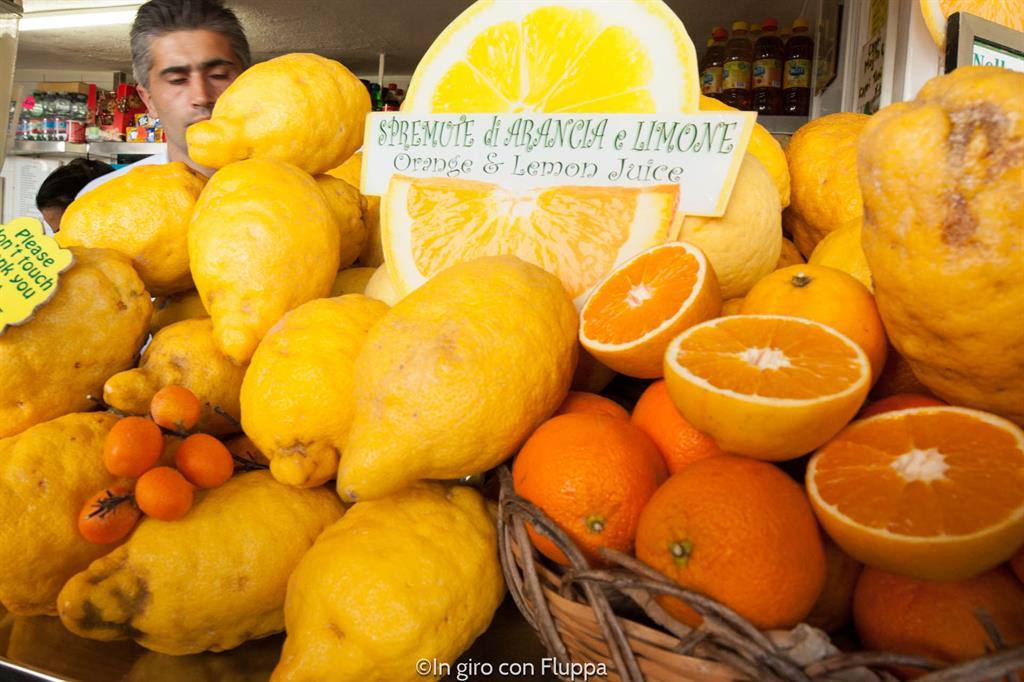 Capri - limoni